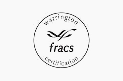 Warrington FRACS Logo
